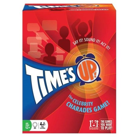 Times Up! Fast Paced Party Award-Winning Board Game R&R Games RRG975