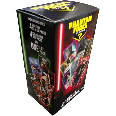 Mj Holding Star Wars Phantom Force Mystery Box - Star Wars 7 Leia