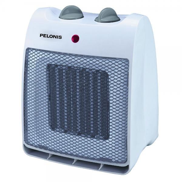 Pelonis NT20-12D Ceramic Safety Furnace, 1500-watt, White
