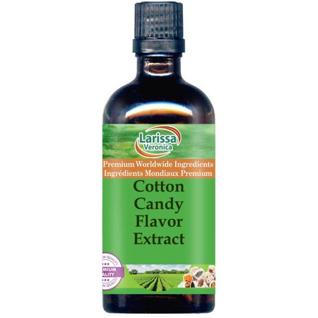 Cotton Candy Flavor Extract (1 oz, ZIN: