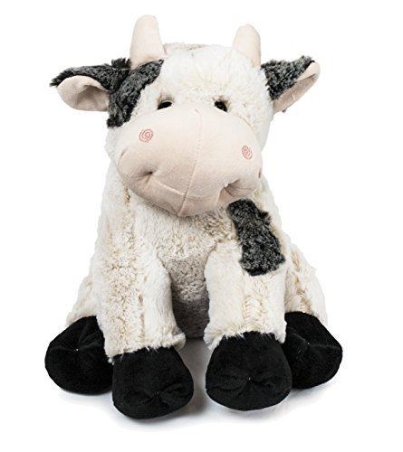 Beverly Hills Teddy Bear Company Zoo Animals Cow by