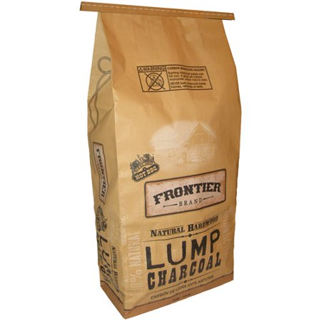 Natural Lump Charcoal (Charcoal, Lump, Natural Hardwood €' 10 lb)