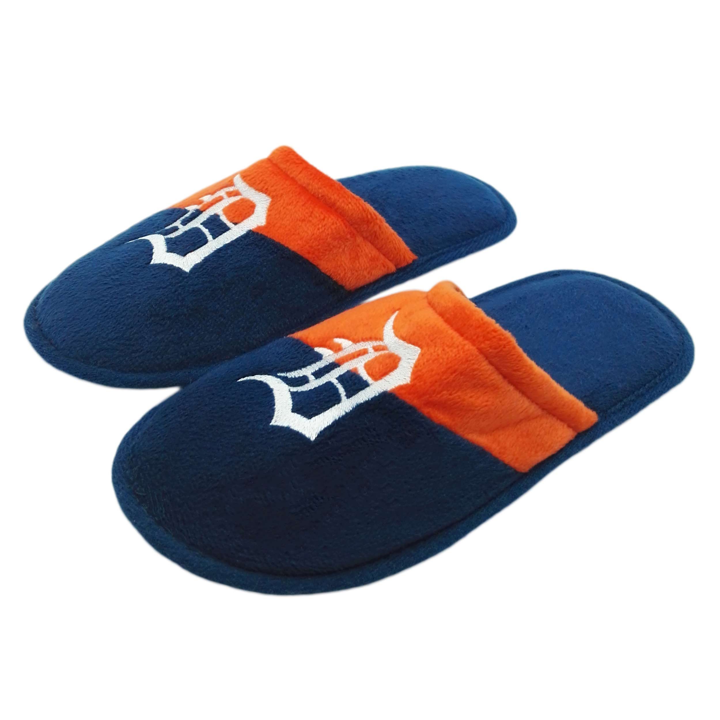 Detroit Tigers Youth Slide Slippers