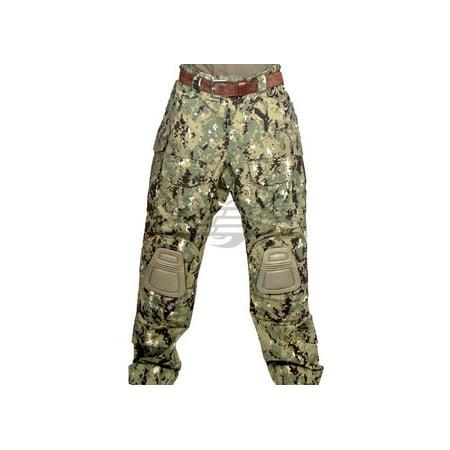Emerson Lancer Tactical Airsoft Combat Pants ( Jungle Digital / L ) Airsoft Electric Lpeg Rifle
