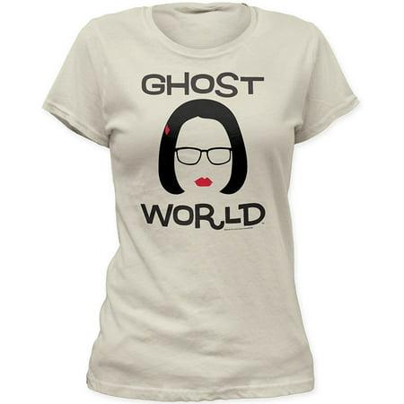 Ghost World Minimal Enid Logo Print Junior
