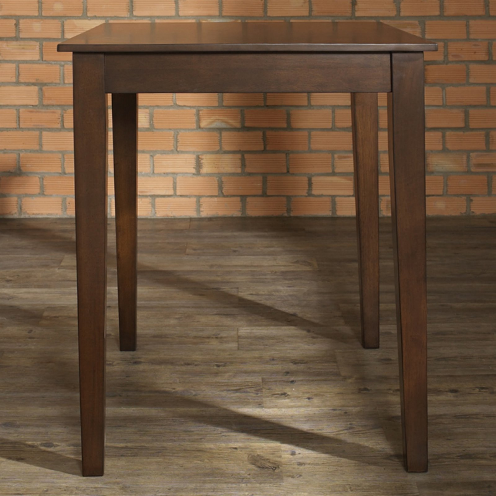 Crosley Furniture Tapered Leg Pub Table by Generic