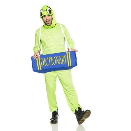 Book Worm Adult Costume](Book Costumes)