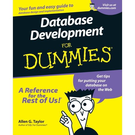 Database Development for Dummi