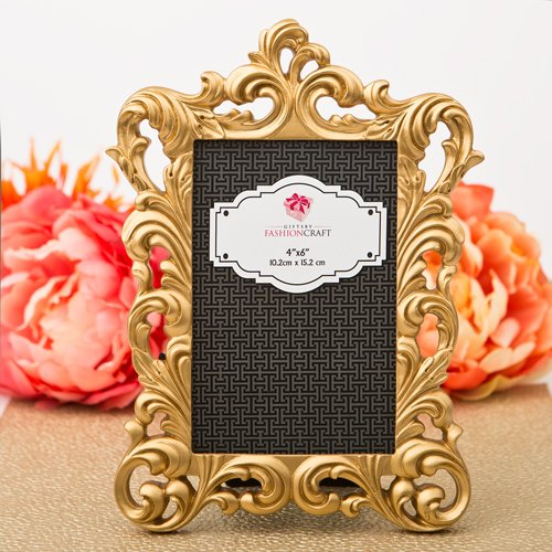 Baroque Gold Metallic Frame from Gifts by (18 pieces) By ...