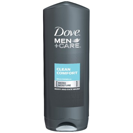 Dove Men+Care Body and Face Wash Clean Comfort 18