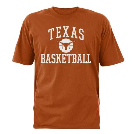 Men's Texas Orange Texas Longhorns Basketball (Texas Longhorns Basketball T-shirt)