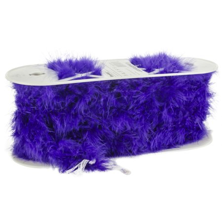 Simplicity Marabou Feather Boa Trim