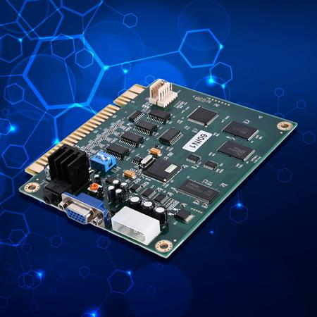 60 in 1 Multi Game Board Game Player Mainboard Circuit Board Support CGA/VGA Monitors ()