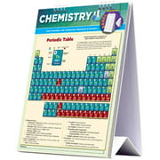BarCharts 9781423225751 Chemistry Quickstudy Easel
