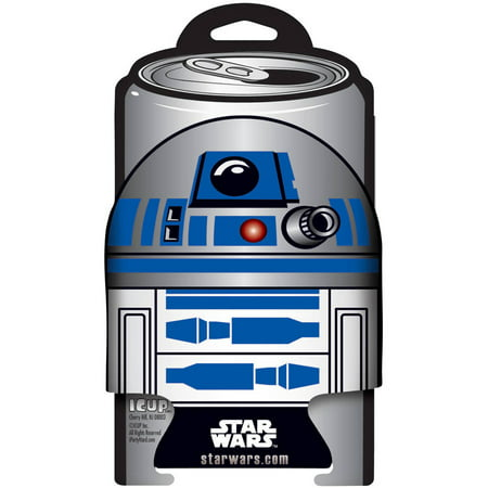Star Wars R2D2 Diecut Can Cooler - How Tall Is R2d2