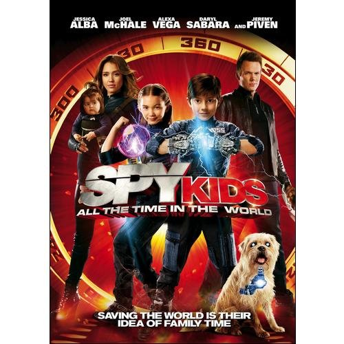 Spy Kids 4: All The Time In The World (Widescreen)
