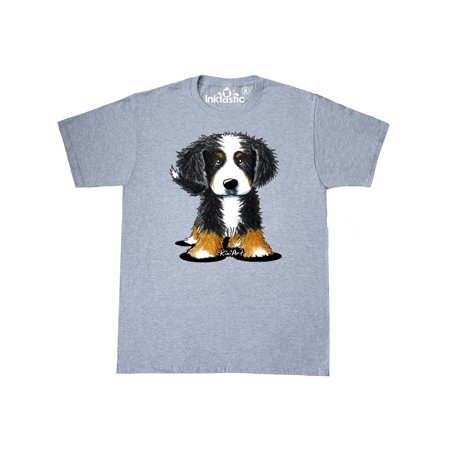 Bernese Mountain Dog T-Shirt - KiniArt