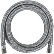 Certified Appliance Accessories 77904 Braided Stainless Steel Ice Maker Connector, 5ft