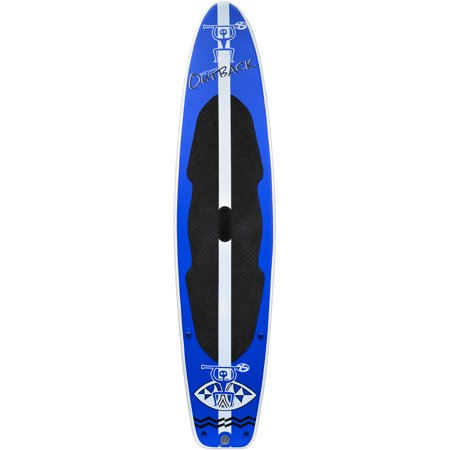 Rave Sports Outback Inflatable Stand Up Paddle Board