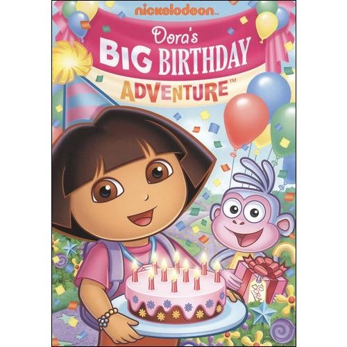 Dora The Explorer: Dora's Big Birthday Adventure (Pop-Up Packaging) (Full Frame)