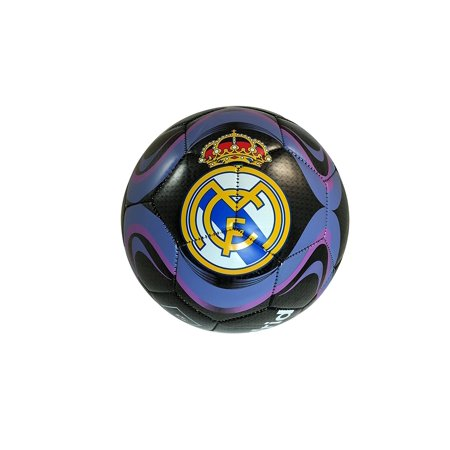 Real Madrid Authentic Official Licensed Soccer Ball Size 5 -006, Support you favorite team! Best for Collection Display or Play By