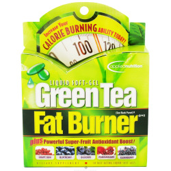 Applied Nutrition Green Tea Fat Burner Weight Loss Pills ...
