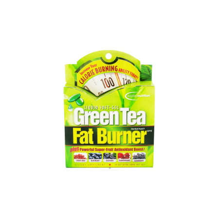 Applied Nutrition Green Tea Fat Burner Weight Loss Pills, 30