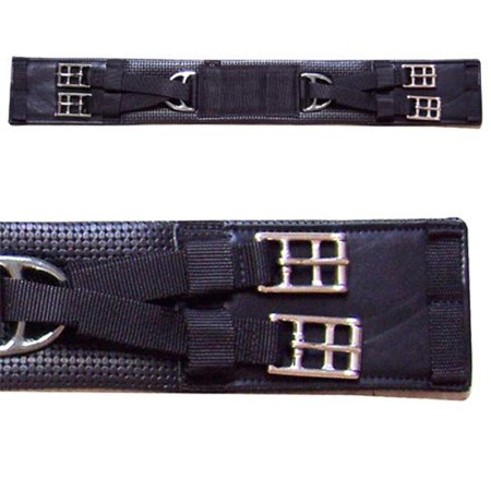 Exselle DG24 24 in. Intrepid International PVC Dressage - Pony Dressage Girth
