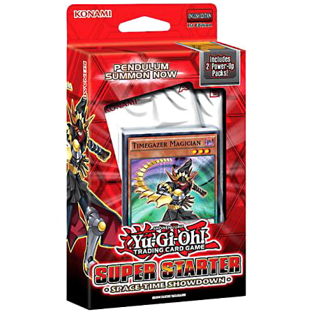 Yu-Gi-Oh 2014 Super Starter: Space-Time Showdown Deck [1st -