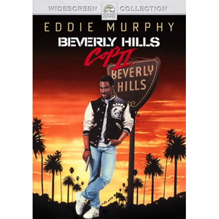 Beverly Hills Cop II (DVD) - Cops Plus