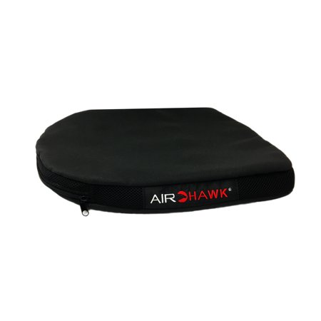 AIRHAWK Office Chair Seat Cushion For Lower Back Support, Pain Relief Sciatica Coccyx, Air Comfort Pad 19
