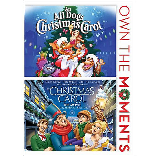All Dogs Christmas Carol / A Christmas Carol