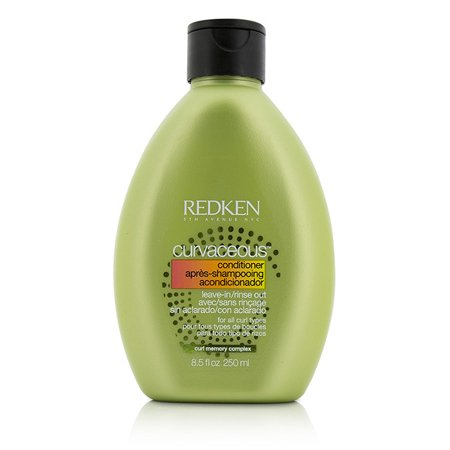 Loreal Textureline Curl Memory - Redken - Curvaceous Conditioner - Leave-In/Rinse-Out (For All Curl Types) -250ml/8.5oz