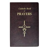Catholic Book Of Prayers : Popular Catholic Prayers Arranged For Everyday Use: In Large Print