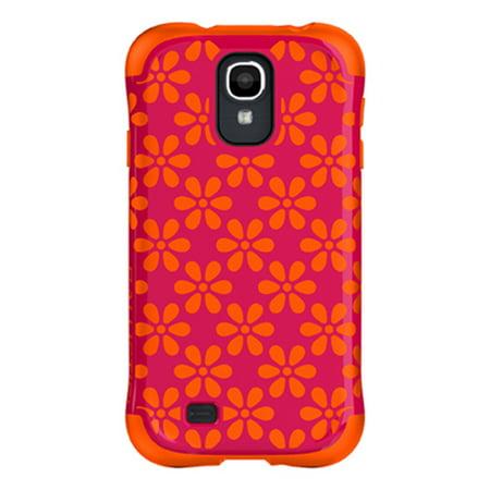 Samsung Galaxy S4 - Hot Pink/Tangerine Ballistic AP1157-A105 Urbanite Case