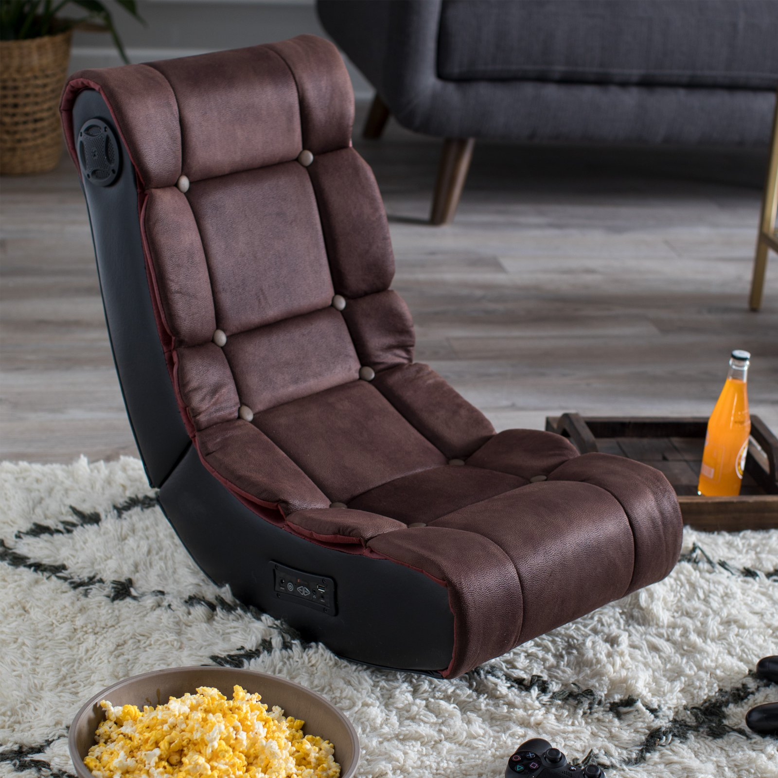 X-Rocker Crush 2.1 Wireless Audio Video Game Chair