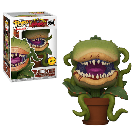 Funko POP Movies: Little Shop - Audrey II (Style May - Top Of The Pops 2 Halloween