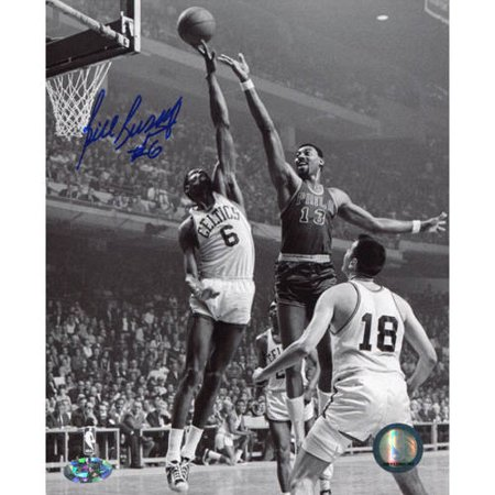 Bill Russell Autographed 8 X 10 Photo