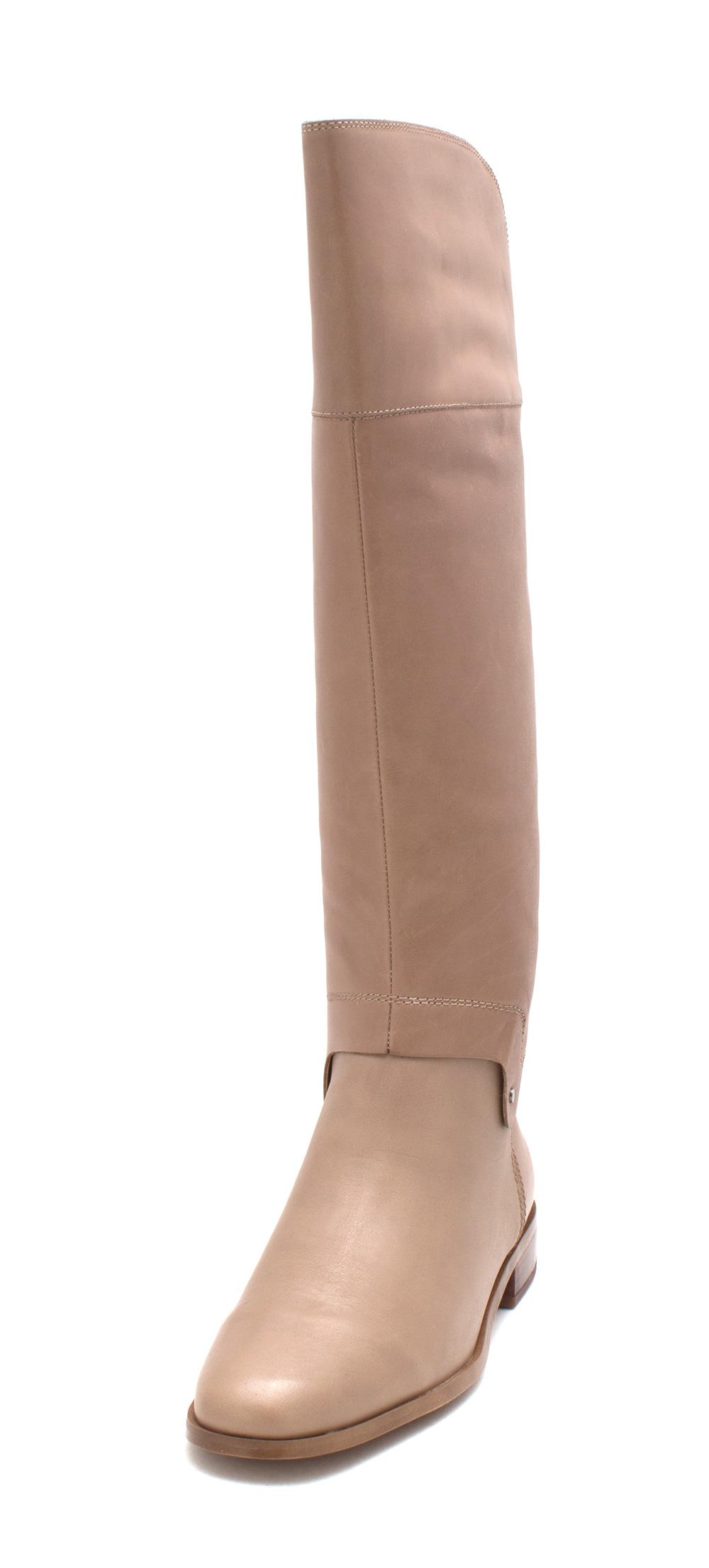 Franco Sarto Womens Roxie High Leather Closed Toe Knee High Roxie Fashion Boots 85b57f
