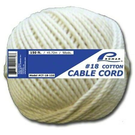 Promar CT-72-220 Cotton Cable Cord - image 1 de 1