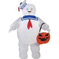 Gemmy Classic Ghostbuster Stay Puft Marshmallow Man Deals