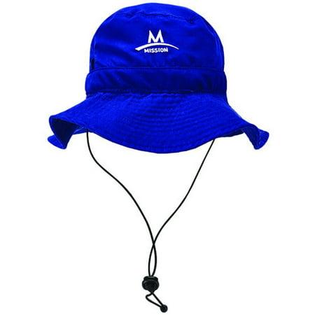 Mission Athletecare Enduracool Cooling Bucket Hat (Coolie Hat)