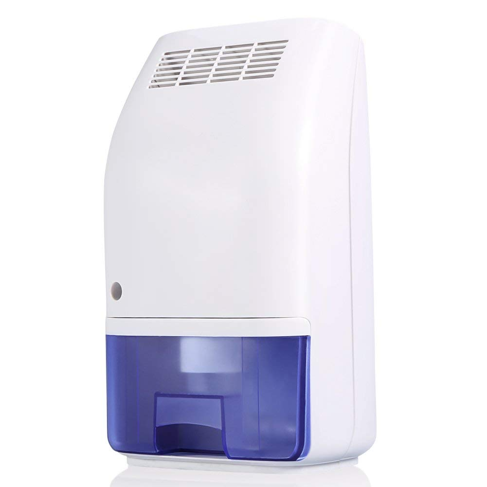 for Smaller Room Antique Car,White Cupboard Basement Attic Ivation IVADM10 Powerful Small-Size Thermo-Electric Dehumidifier RV Stored Boat