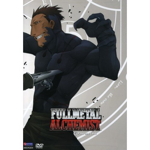 fullmetal alchemist, volume 9: pain and lust (episodes 33...