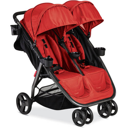 Combi Fold N Go Double Stroller by Combi USA