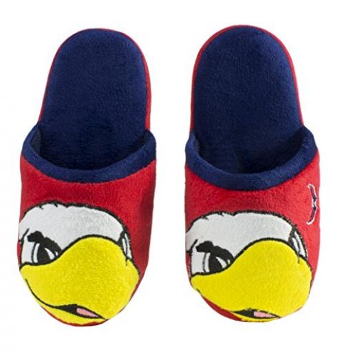 Forever Collectibles NHL Child's Mascot Slippers