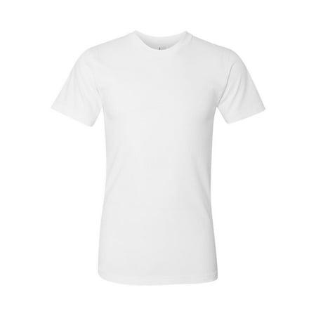 American Apparel T-Shirts Fine Jersey T-Shirt 2001W