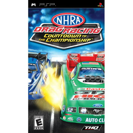 Schumacher Racing - NHRA Countdown to the Championship 2007 - Sony PSP