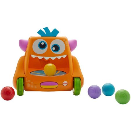 Fisher Price Zoom N Crawl Monster