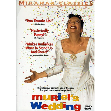 a review of the story of muriels wedding as a tragic comedy Muriel's wedding critical analysis dragging them from high comedy to melodramatic tragedy in a 6.